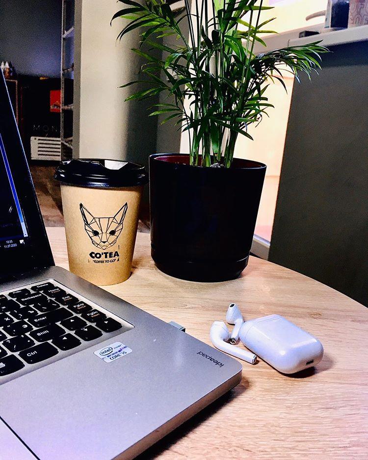 Кофе на вынос | Co'Tea