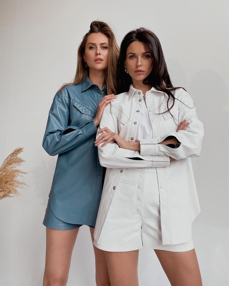 Женская дизайнерская одежда ARTEM SMIRNOV