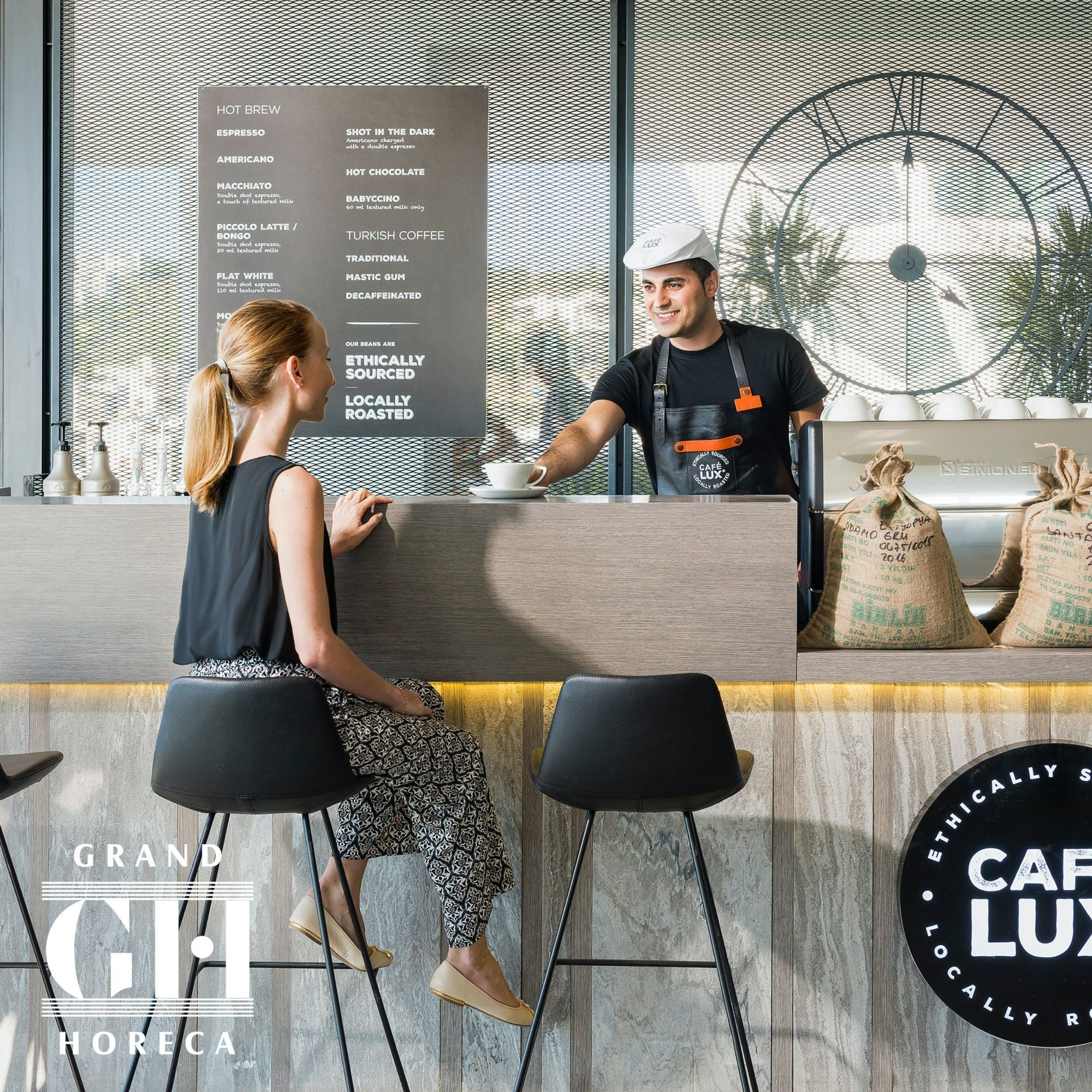 Grand Horeca   Товары для кофеинь