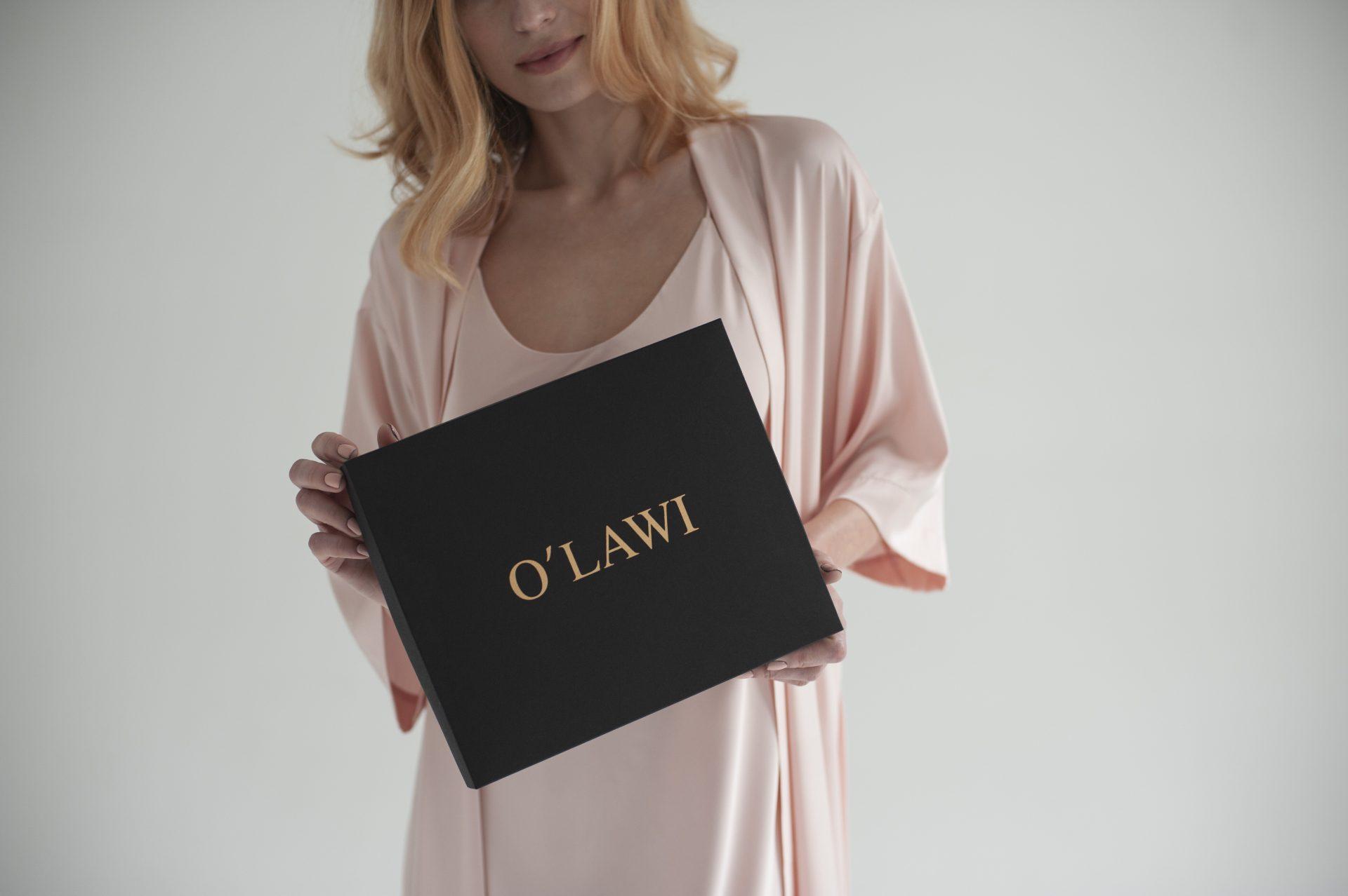 O'LAWI — Бренд домашней одежды